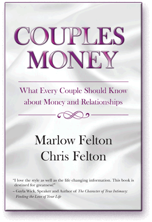 Couples Money Book Cover