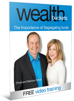 Wealth Buckets...The importance of segregating funds!