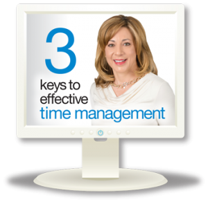 3 Keys to Effective Time Management (On-Demand Video)